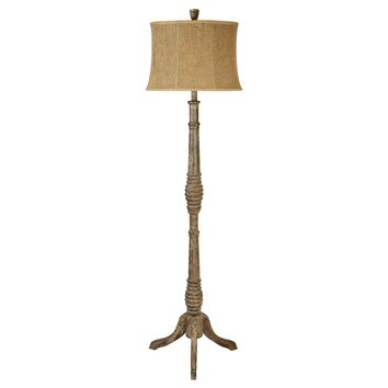 Forty West Marley 63 Quot Tripod Floor Lamp Amp Reviews Wayfair