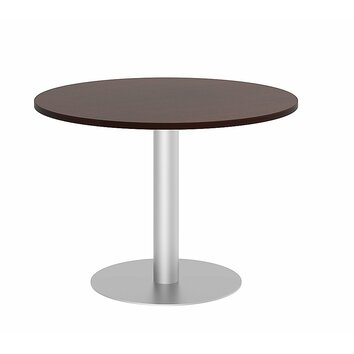 3 39 6 round conference table wayfair for Round table 99