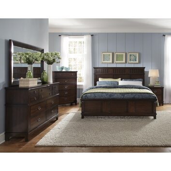Darby Home Co Panel Customizable Bedroom Set Reviews Wayfair