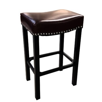 Darby Home Co Martens 26 Quot Bar Stool With Cushion Amp Reviews