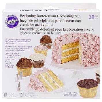 Wilton 20 Piece Cake Decorating Set