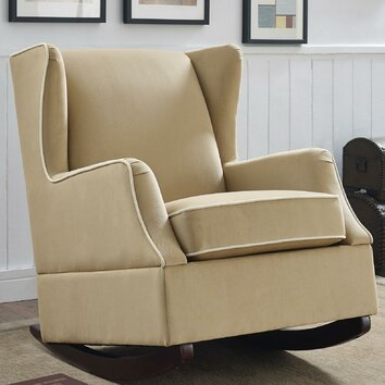 Hudson kids wingback rocker da6743