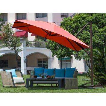 10' Square Cantilever Umbrella | Wayfair