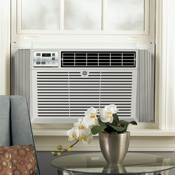 General Electric 10150 BTU Energy Star Window Air Conditioner with Remote - Designed to be GE's quietest 10,000 BTU air conditioner Chassis type: Fixed Filter type: One touch lift-out Louver style: 4-Way adjustable
