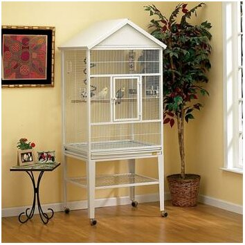 Avian Adventures Loro Flight Bird Cage Amp Reviews Wayfair