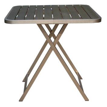 fresca folding table wayfair. Black Bedroom Furniture Sets. Home Design Ideas