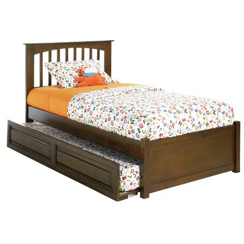Atlantic Furniture Brooklyn Platform Bed With Trundle