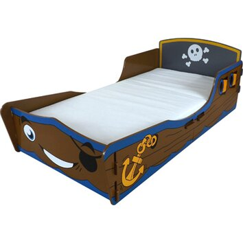 Kidsaw Pirate Junior Bed Frame