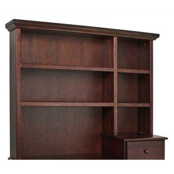 Davinci Kalani Combo Dresser Hutch Amp Reviews Wayfair