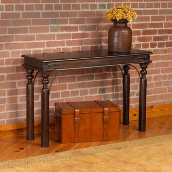William Sheppee Thakat Console Table Amp Reviews Wayfair