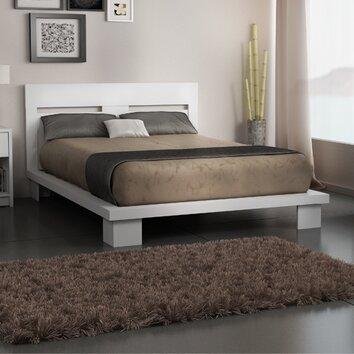 Stellar Home Cosmopolis Platform Bed Reviews Wayfair