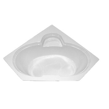 Corner Soaker Tub Dimensions 60 X 60 Soaker Corner Bathtub Wayfair