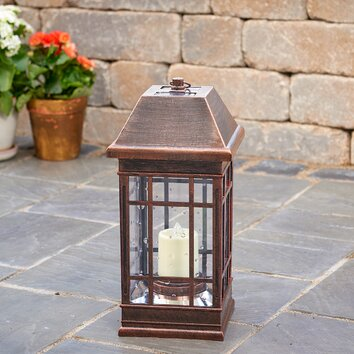 Smart Solar San Rafael Ii 3 Light Outdoor Hanging Lantern
