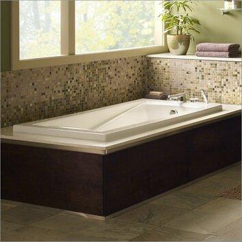 Green Tea 60 Quot X 36 Quot Soaking Bathtub Wayfair