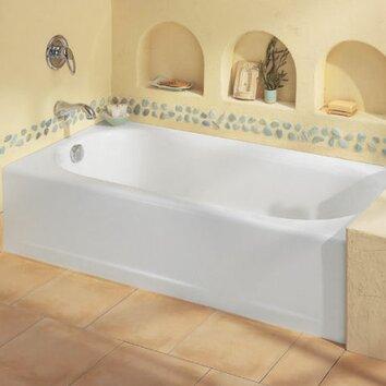 American Standard Princeton 60 Quot X 30 Quot Soaking Bathtub