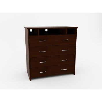 ameriwood 4 drawer chest assembly instructions 1