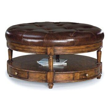 Fairfield Chair Tufted Coffee Table & Reviews  Wayfair