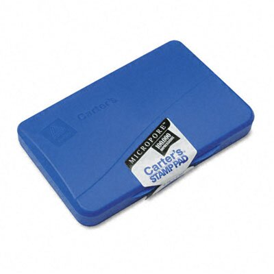 Carters Stamp Pads Micropore Stamp Pad, 4 1/4 X 2 3/4
