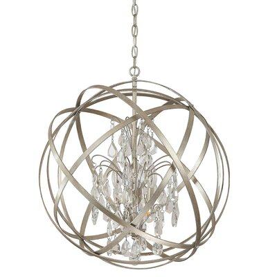 Axis 4 Light Globe Pendant Product Photo