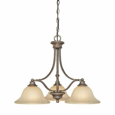 Capital Lighting Belmont 3 Light Chandelier