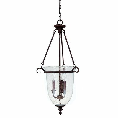 3 Light Foyer Pendant Product Photo