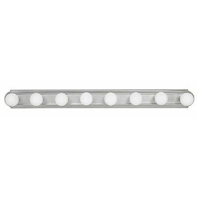 Capital Lighting 8 Light Bath Bar