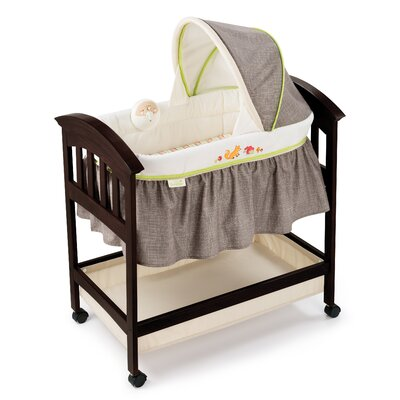 Classic Comfort™ Wood Bassinet by Summer Infant