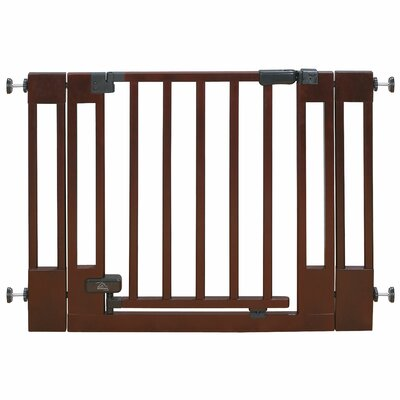 Home Safe Deluxe Wood Gate by Summer Infant