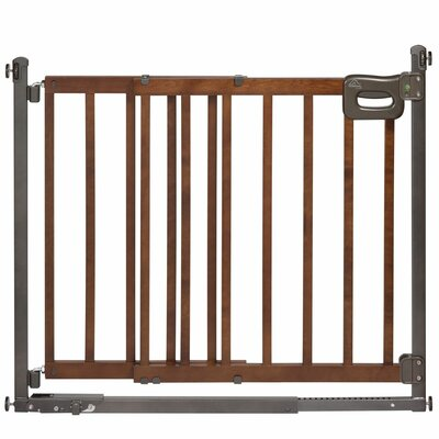 Home Safe Step To Secure Wood Gate by Summer Infant