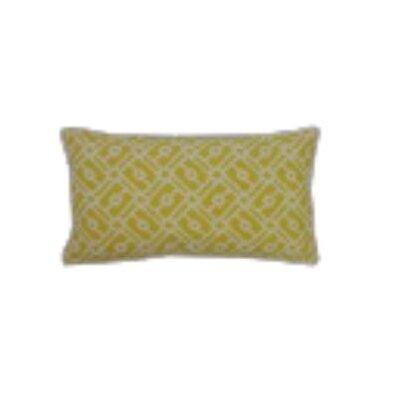Yarn Cotton Lumbar Pillow by Jiti
