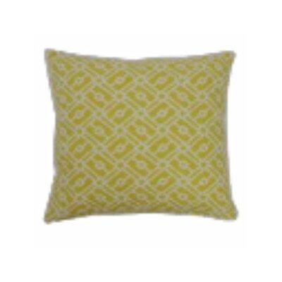 Yarn Cotton Throw Pillow by Jiti