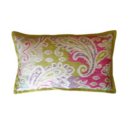 Passion Cotton Lumbar Pillow by Jiti
