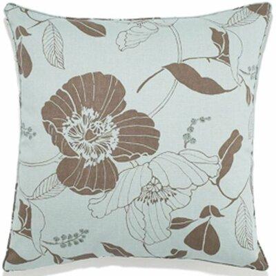 Poppy Indoor/Outdoor Throw Pillow by Jiti