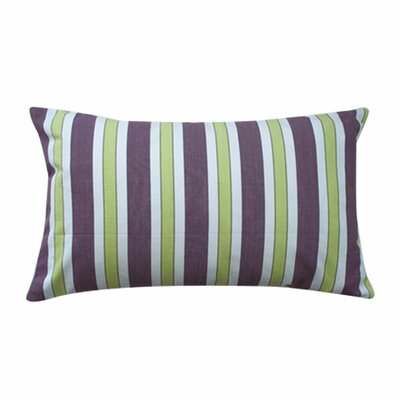a purple bedroom funstripes linen lumbar pillow wayfair 10044