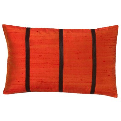 Pieces Silk Lumbar Pillow by Jiti