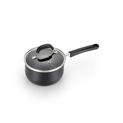 Opticook Non-Stick Saucepan with Lid by T-fal