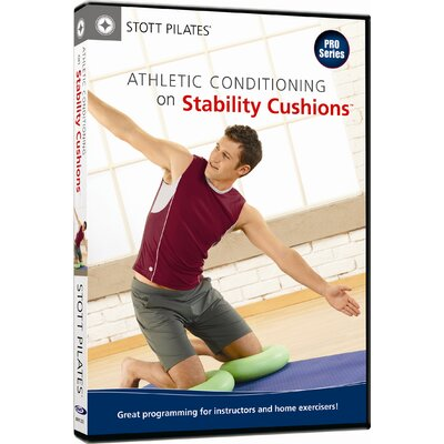 Athletic Conditioning on Stability Cushions DVD by STOTT PILATES