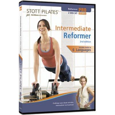 2nd Edition Intermediate Reformer DVD by STOTT PILATES