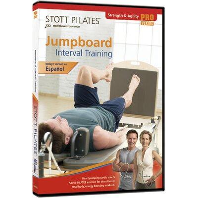 Jumpboard Interval Training DVD by STOTT PILATES