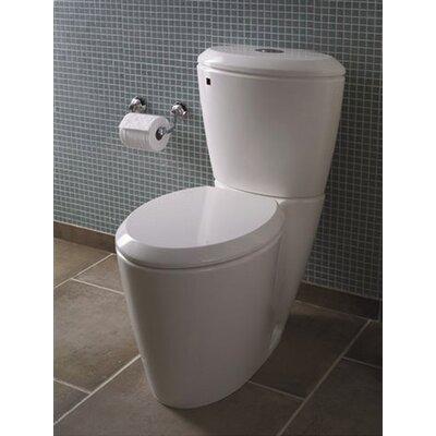 Mansfield Enso Dual Flush Complete Elongated 2 Piece Toilet
