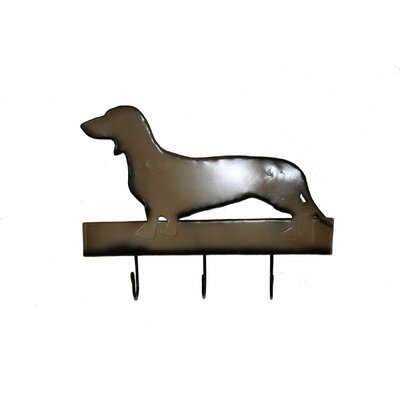 Dachshund Wall Rack by PTM Images