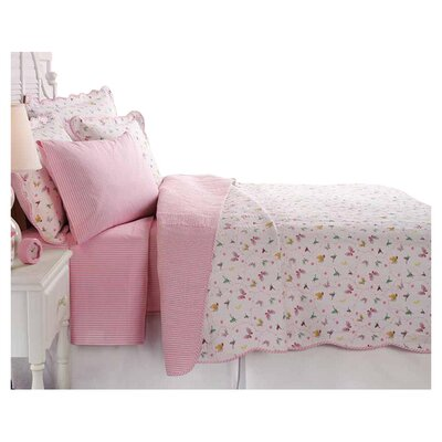 Textiles Plus Inc. Butterfly Dance Quilt Set