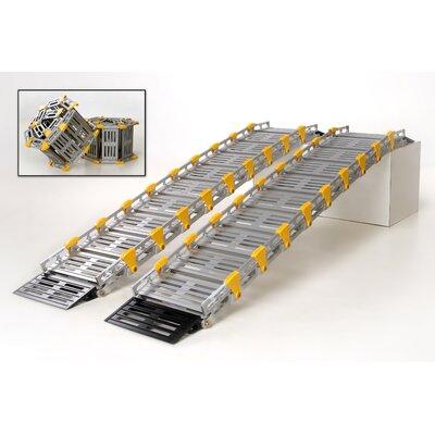 Roll-A-Ramp Twin Track Ramp