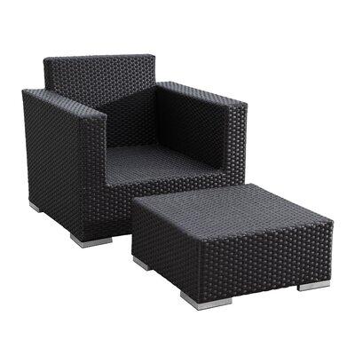 Sunset West Solana Club Chair With Cushion Amp Reviews Wayfair