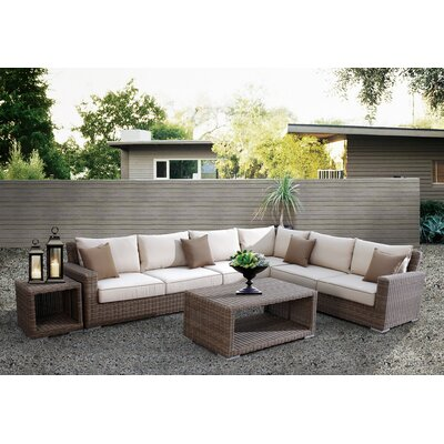 Coronado Sectional by Sunset West