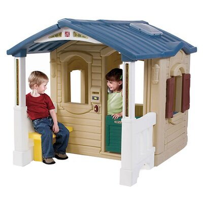 Naturally Playful Front Porch Playhouse Product Photo