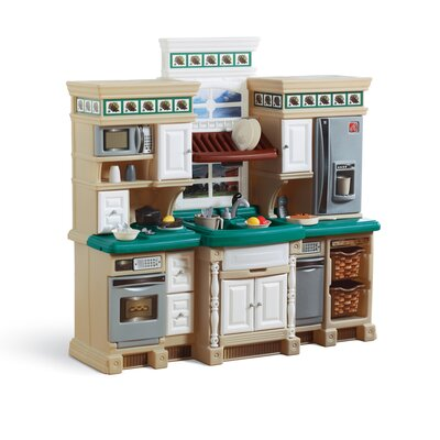 step2 lifestyle deluxe kitchen set reviews wayfair