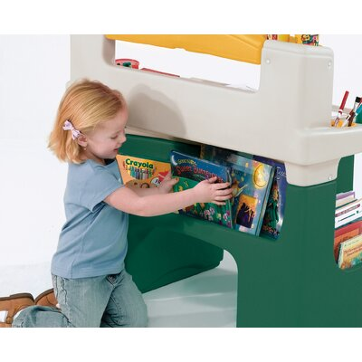 Step2 Art Master Activity Desk In Green Amp Reviews Wayfair
