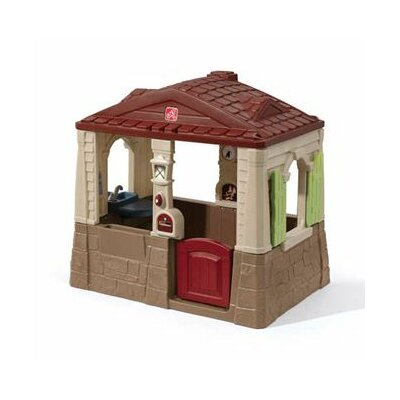 Neat and Tidy Cottage II™ Playhouse Product Photo