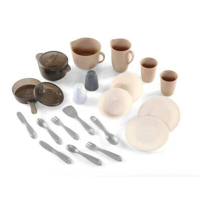 Step2 LifeStyle Dining Room 22 Piece Pots and Pans Play Set